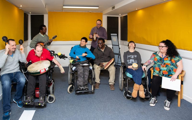 Ecas clients in class